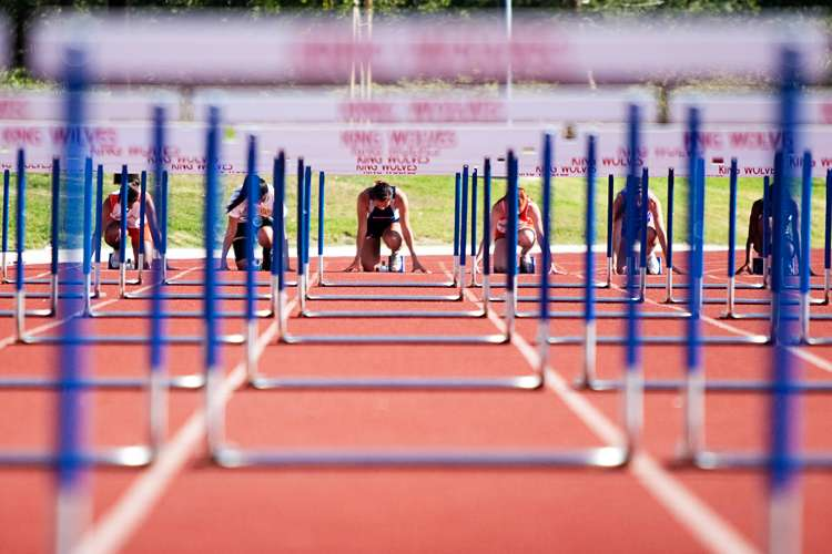 hurdle image city meet 2011