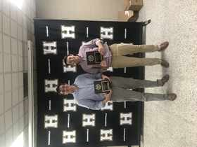 District RHP and LHP of year
