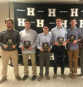 2018 All-District Players