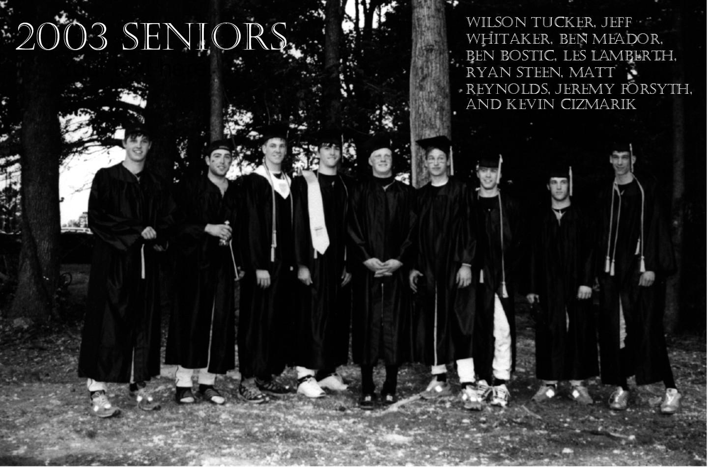 2003 Seniors