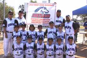 6U District Champs