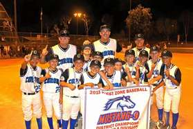 9U District Champs
