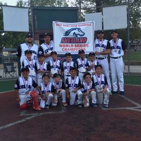 6u World Series Champions