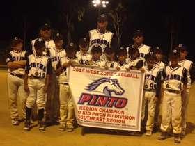8U District Champs