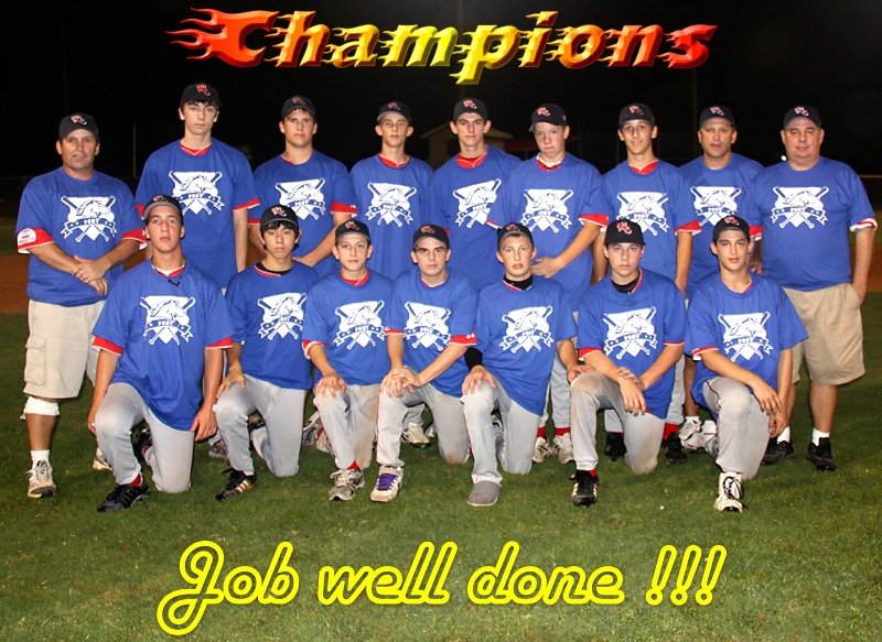 2009 PONY DT Champs