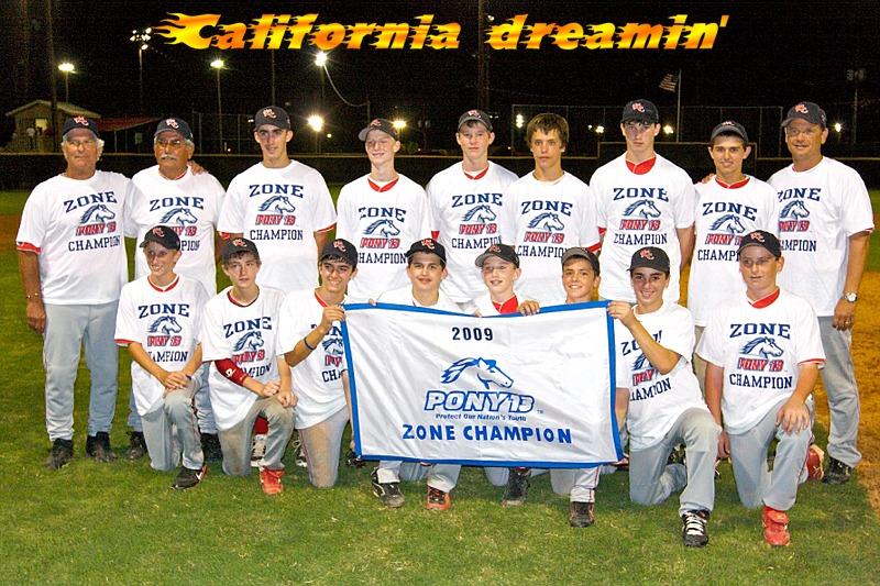 2009 Zone Champions