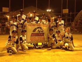 10U District Champs