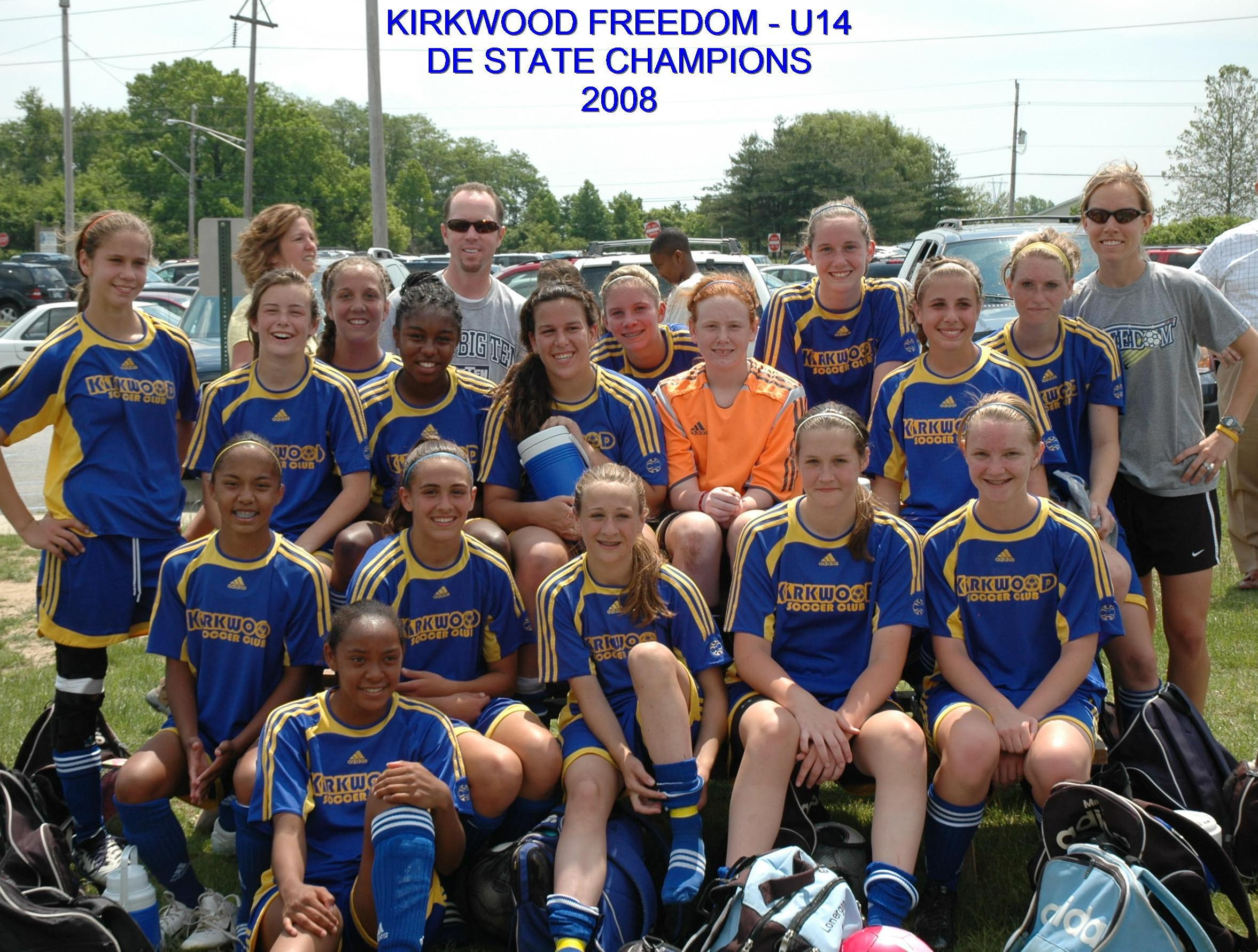 2008 DE State Champs