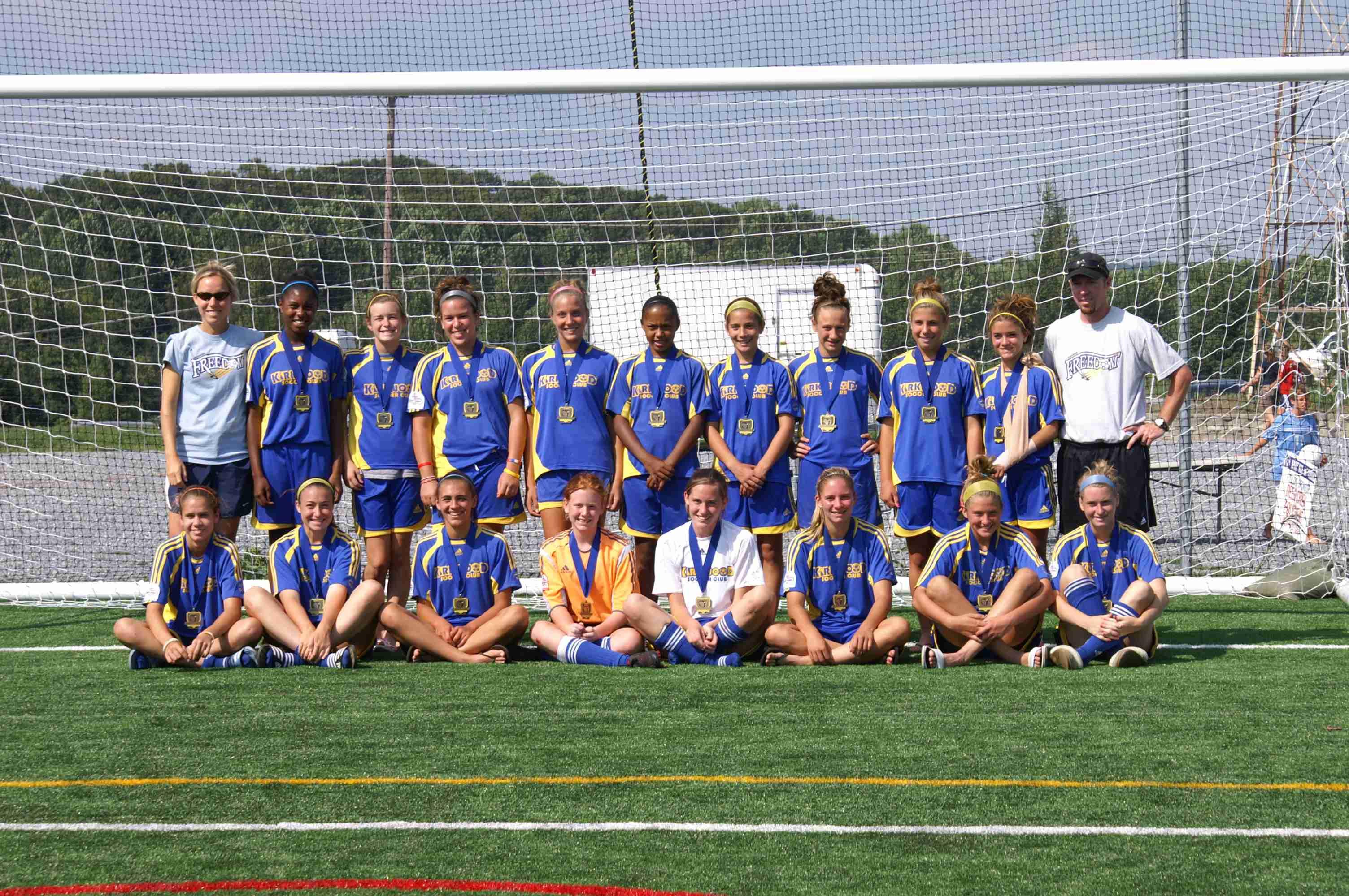 2008 Spirit Kick-off Champions