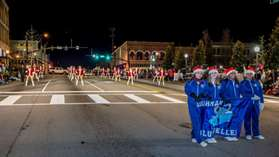 2013 BlueBelles Christmas