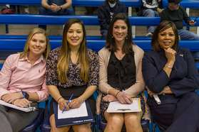 2014 Dorman Ladies BB Coaches