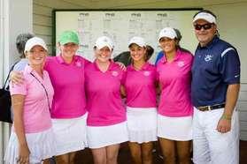 2015 Ladies Golf