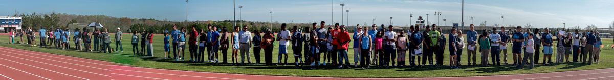 2015 Track Seniors