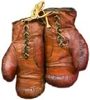 OLD GLOVES