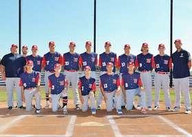 2018 Whitestown Post Junior Team Photo