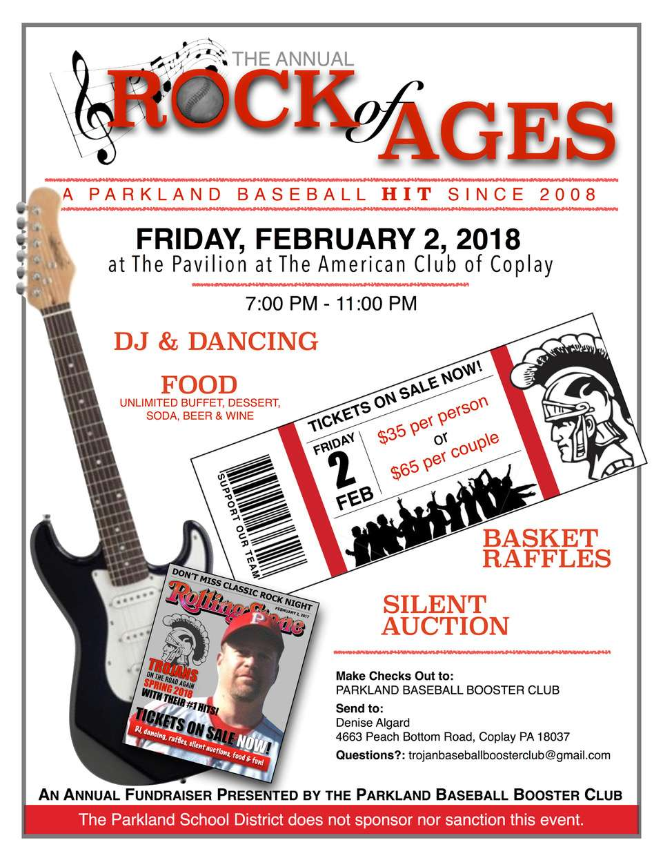 rock of ages 2018