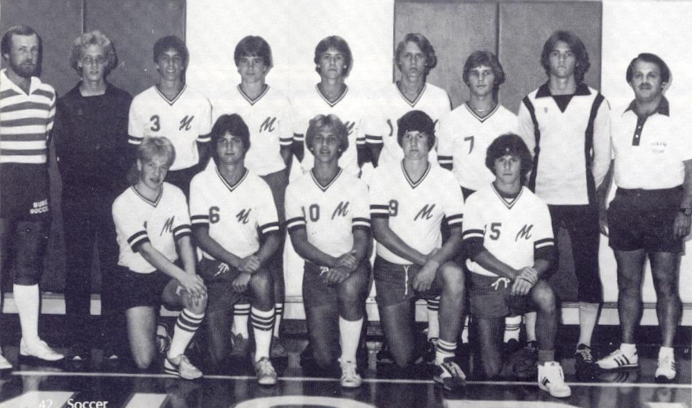 1982 Varsity