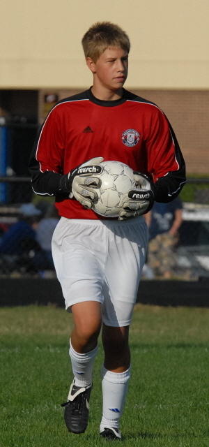 Grierson vs Talawanda 2008