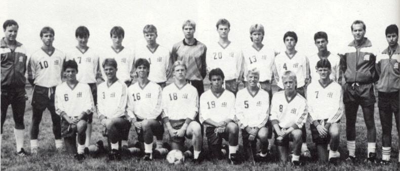 1986 Varsity