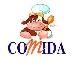 Logo Comida