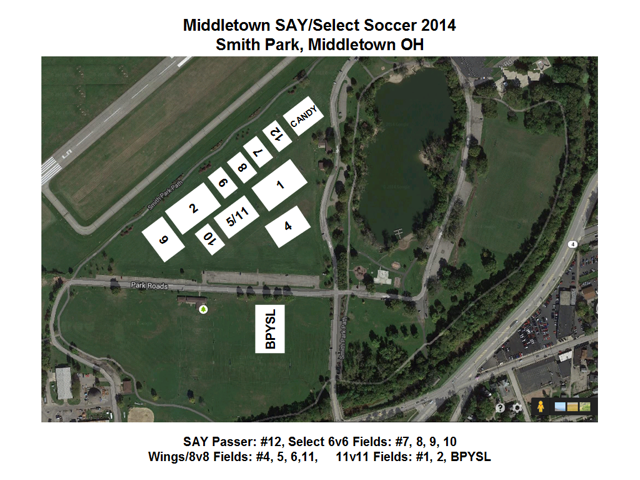 Middletown Smith Park 2014