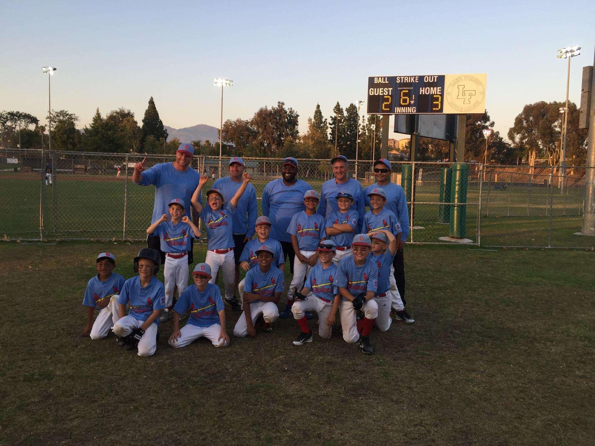 2015 Int. AA Post Season Champ