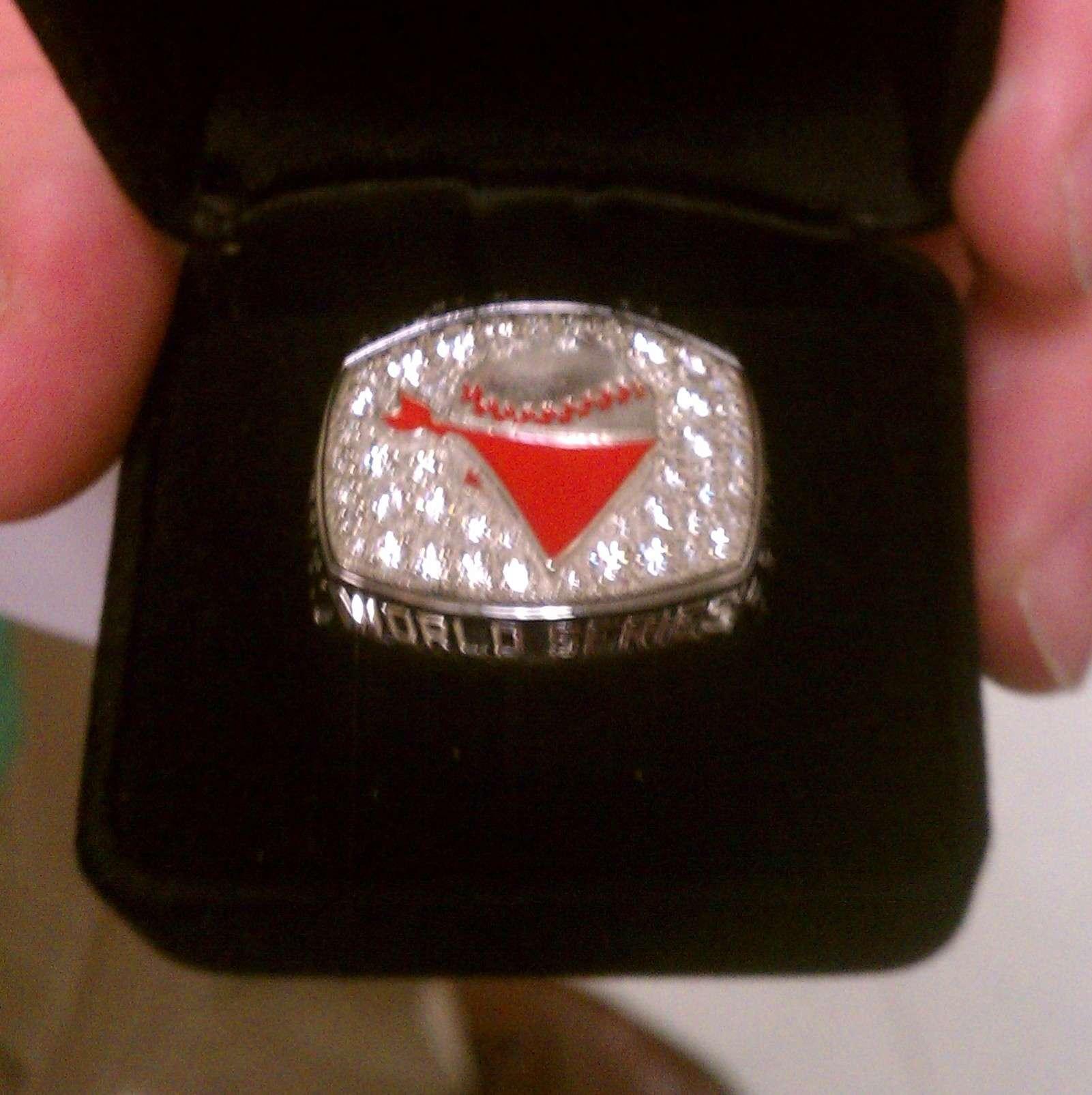 2013 Championship Ring