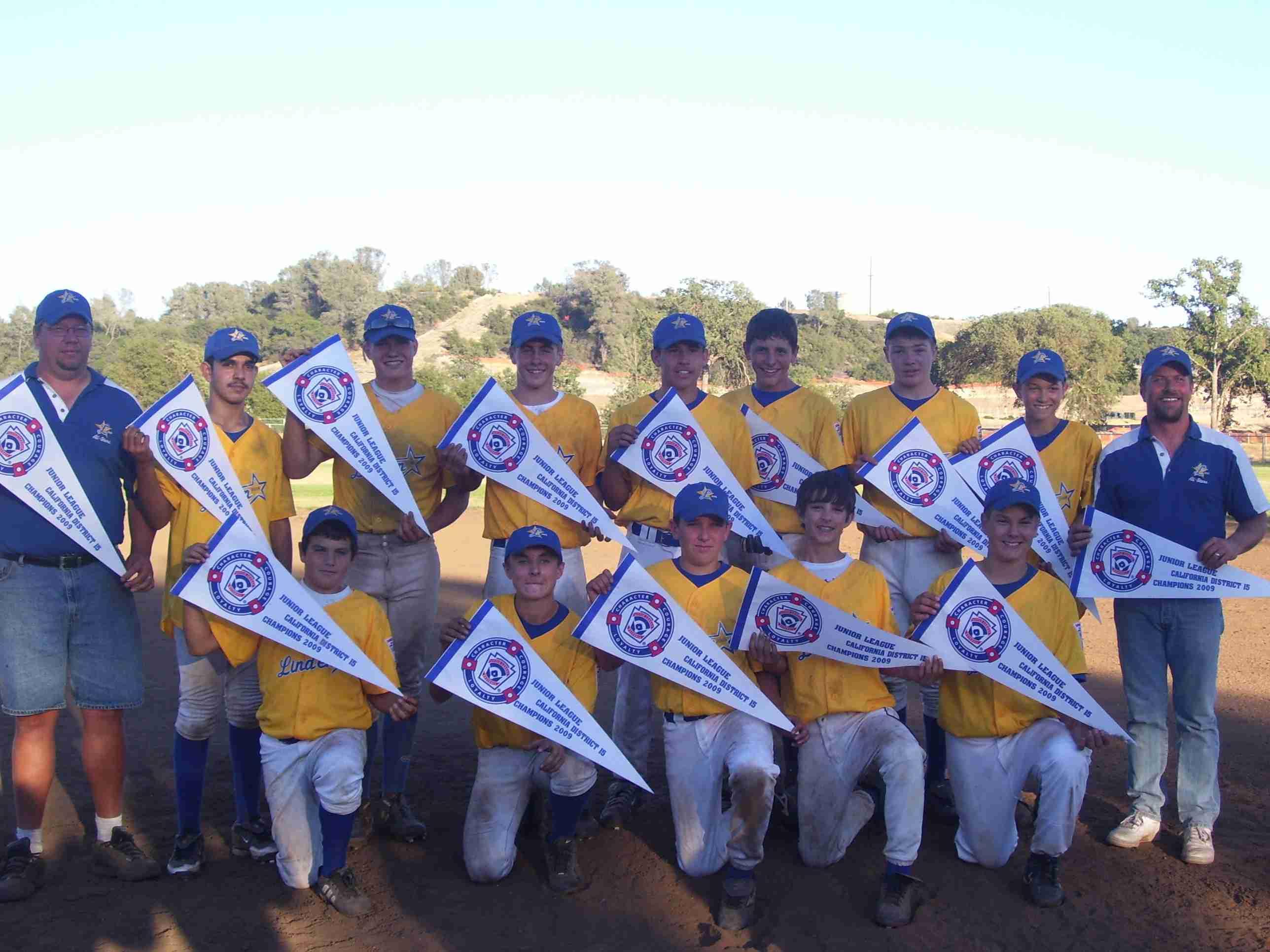Juniors Champions