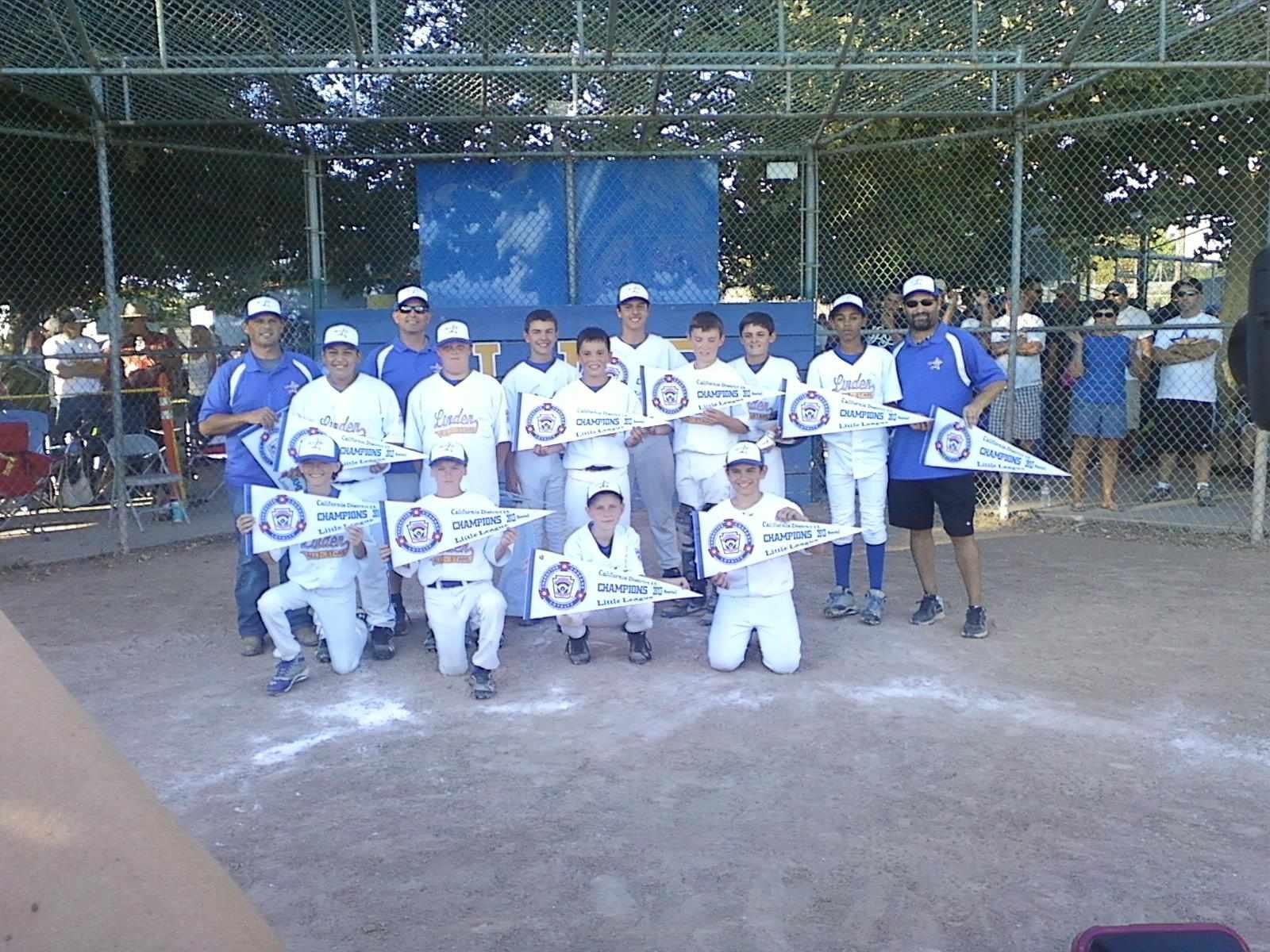 2013 LL Champions