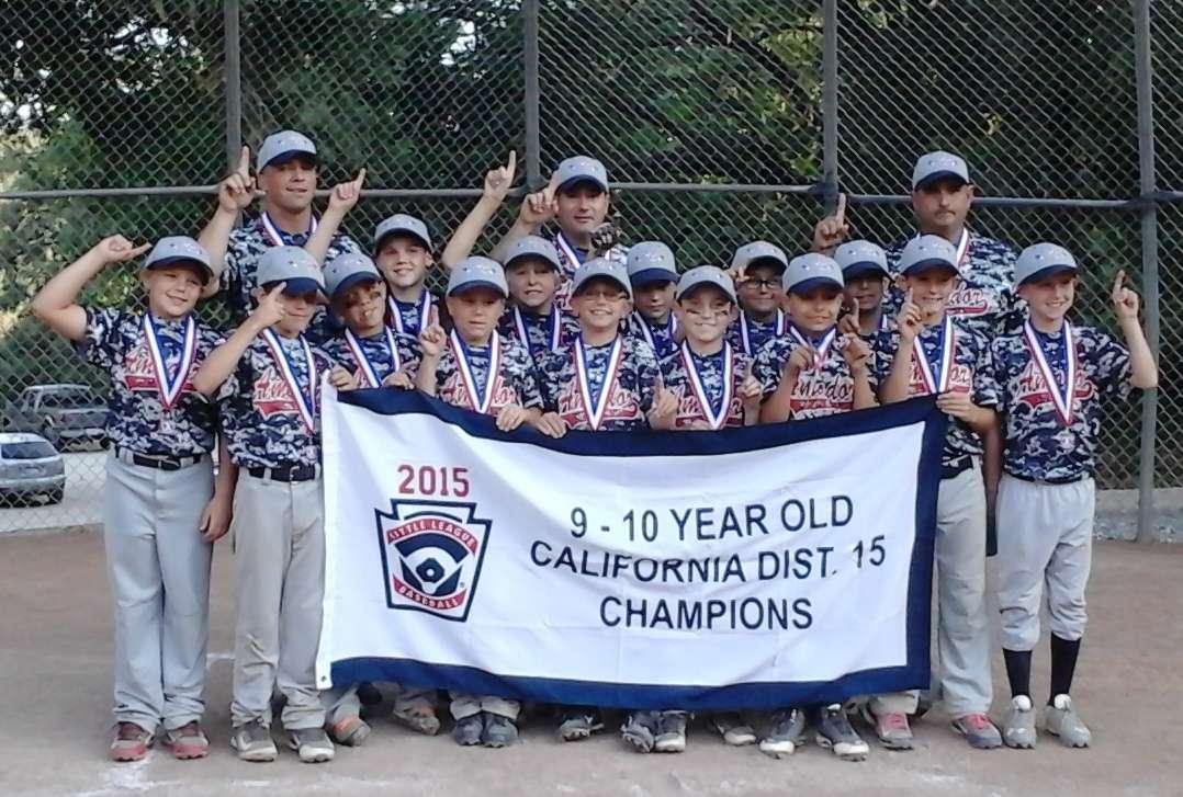 2015 9-10 Champions