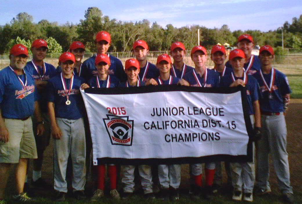 2015 Juniors All Stars