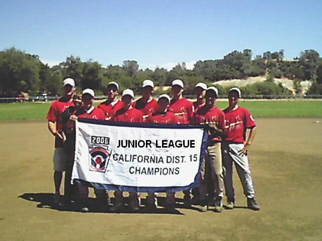2006 Junior League Champion