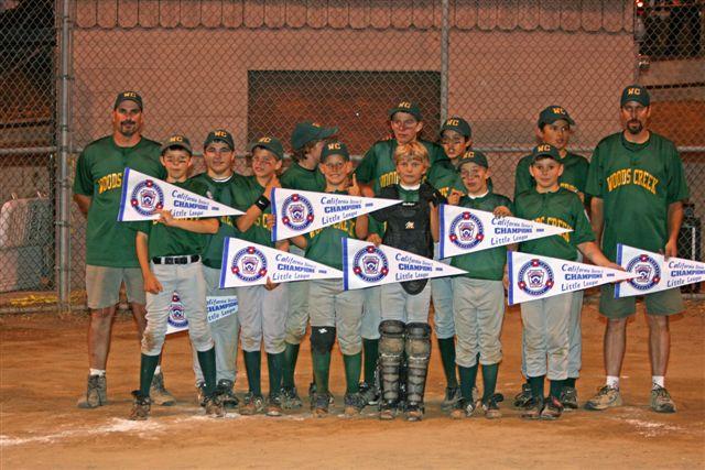 2008 LL CHAMPION