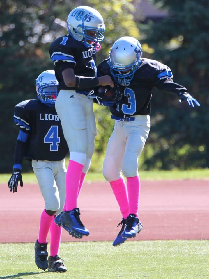 Lions JV Celebration 2014