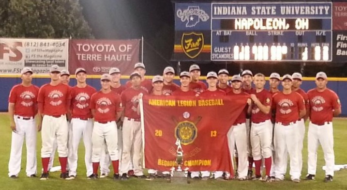 2013 Regional Champions
