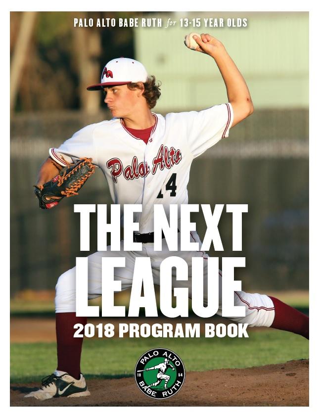 2018 PABR Program Book Cover