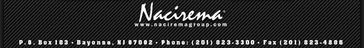 Nacirema Large Banner