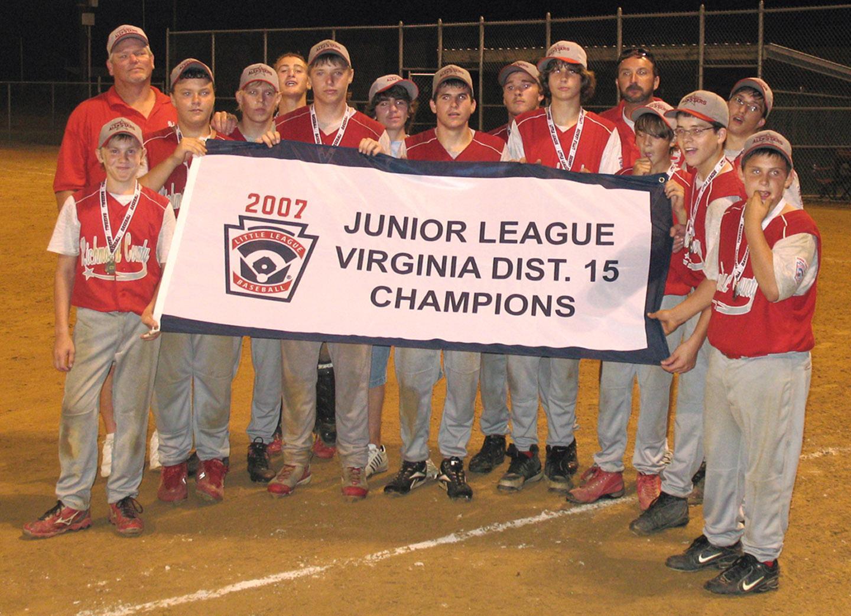 2007 JBB Champions