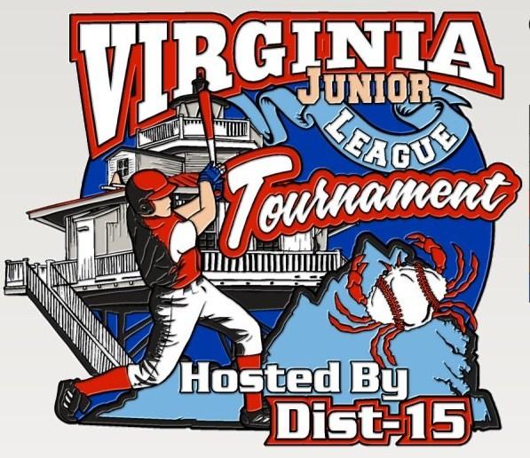 09 JBB VA State Pin