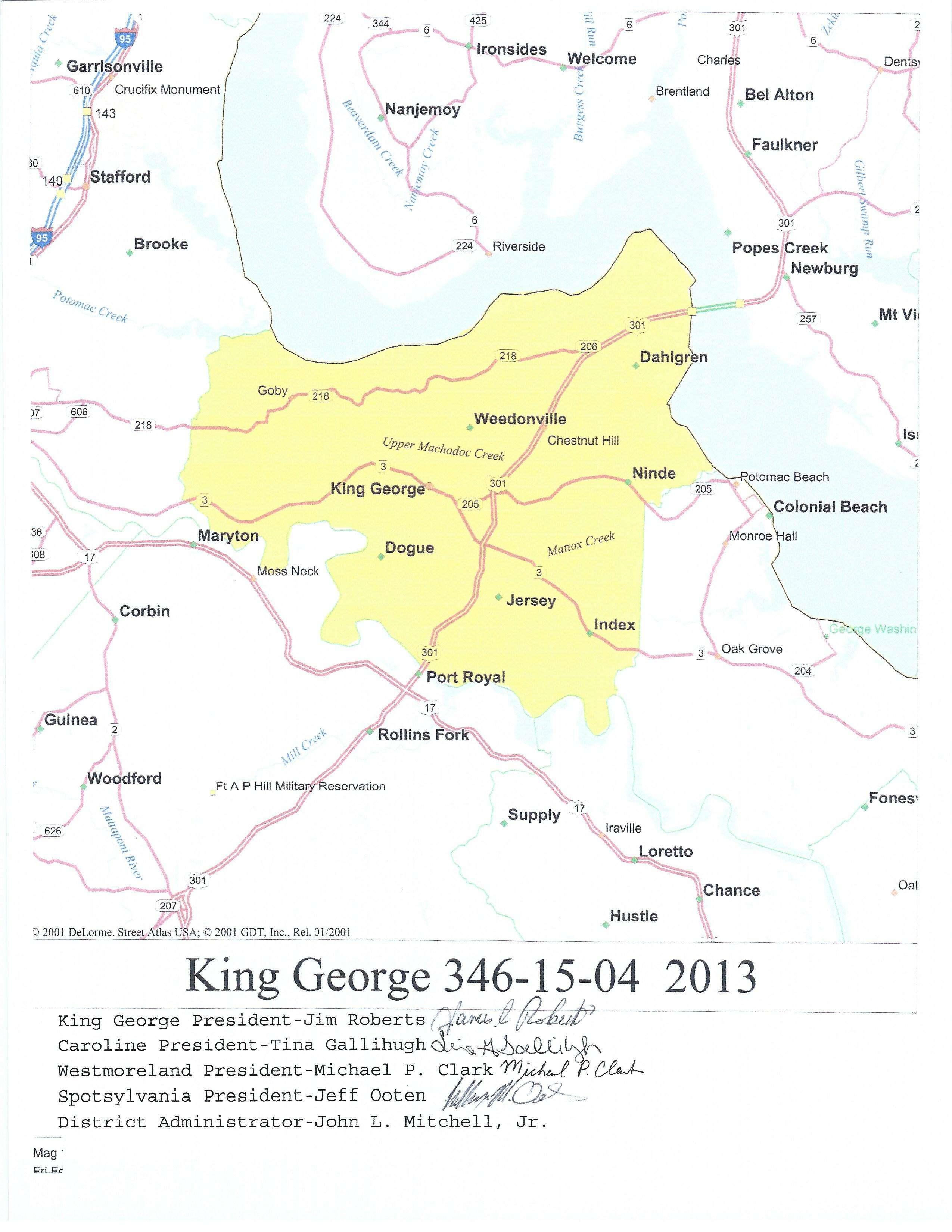 2013 King George
