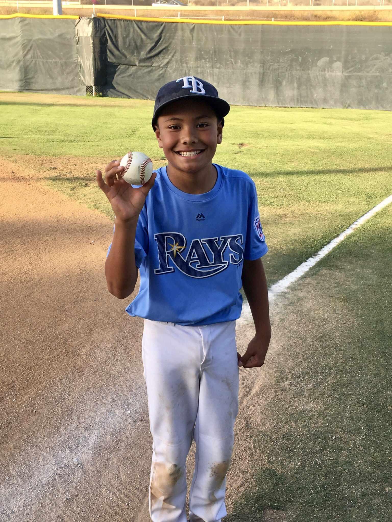 Josh of the AAA Rays