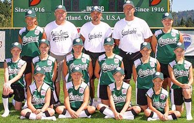 2005 softball