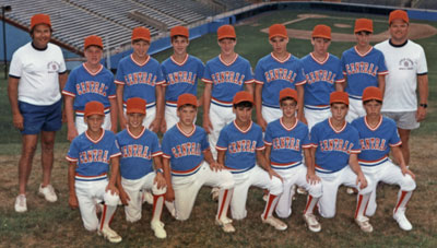 1985 baseball