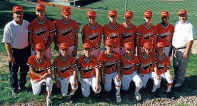 1993 baseball