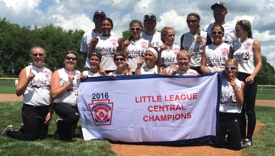 2016 LLS champs