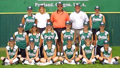 2003 softball