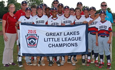 2015 LLB GL champs