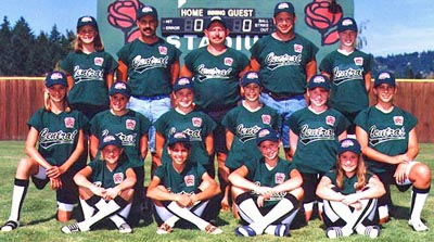 2000 softball