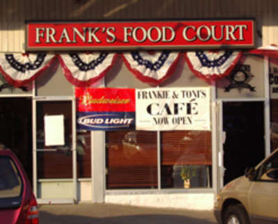 Frank's Food Court