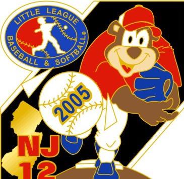 2005 Pin